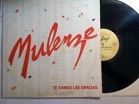 Orquesta La Mulenze Te Damos Las Gracias BRONCO LP-136 VG+ LP #1842