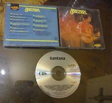 "Santana CD "" IL GRANDE ROCK "" DE Agostini"