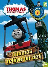 THOMAS LA PETIT TRAIN RELEVE UN DEFI (SAISON 2 VOL. 2) - DVD NEUF SOUS CELLO