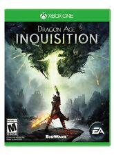 NEW Dragon Age: Inquisition (Microsoft Xbox One, 2014)