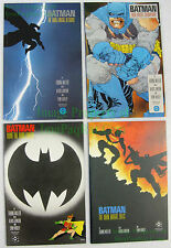 Batman The Dark Knight Returns 1 2 3 4 Vs Superman Key 1st & 2nd Print Nice Set!