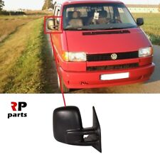 FOR VW TRANSPORTER / MULTIVAN T4 90-03 NEW WING MIRROR ELECTRIC BLACK RIGHT O/S