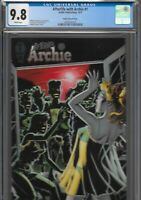Afterlife with Archie 1 CGC 9.8 Pepoy Bondage Variant Riverdale 1st 2013