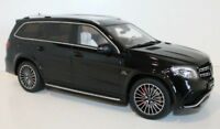 GT Spirit 1/18 Scale GT118 - Mercedes Benz AMG GLS 63 - Black Resin Model Car