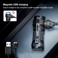 TrustFire MC1 LED Flashlight 1000LM Magnetic EDC Work Lamp Rechargeable Battery