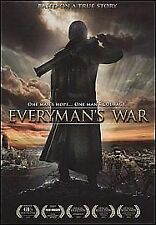 Everymans War - Sealed NEW DVD - Battle of the Bulge