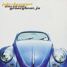 JAKE SLAZENGER - Das Ist Ein Groovybeat, Ja? (RARE OOP 1996, Warp Records)