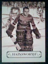 GEORGE HAINSWORTH  1936-37 O-PEE-CHEE V304D REPRINT CARD