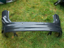 VOLVO XC60 R Design model  rear bumper with PDC holes,  2012 model.
