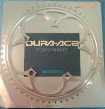 Shimano Dura Ace 54T 7400/02 NEW Road Chainring Vintage-130BCD- 7/8/9-Spd- NIB