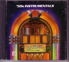 TIME LIFE Your Hit Parade 50s INSTRUMENTALS Various Artists CD Islanders Rare