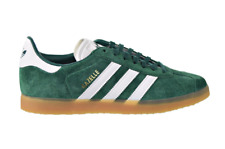 Adidas Gazelle Mens Shoes Collegiate Green-Cloud White-Gum DA8872