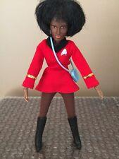 "1974 Mego 8"" Action Figure-Star Trek Lt. Uhura Peach Lips Variant ~100% Complete"