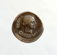 C. NORBANUS  -83 ROME - Denier en argent