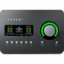 Universal Audio Arrow Desktop 2x4 Thunderbolt 3 Audio Interface