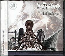 10 years after the EARTH QUAKE - Japan CD - NEW MITOH NOAH JAZZY BLAZE WONDER 3
