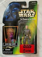 Star Wars Showtime Sticker 1996 POTF 2 Green Tarkin Vader AFA RAREST MOC VTG WOW
