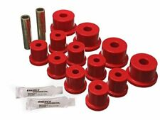 For 1964-1973 Ford Mustang Leaf Spring Bushing Rear Energy 16771KR 1965 1966