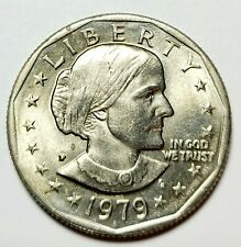 Susan B Anthony Liberty 1979 ONE DOLLAR U.S. Mint Coin **Ungraded* RARE FIND