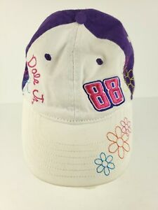 Dale Earnhardt Jr 88 Girls Adjustable Hat Cap