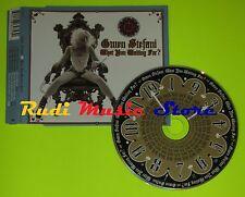CD Singolo GWEN STEFANI That you waiting for? Eu 2004 INTERSCOPE  mc dvd (S6)