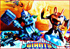 PS3/4/XBOX360/ One/Wii /u : Skylanders Giants Figure: Grusher + Swarm (Extrag