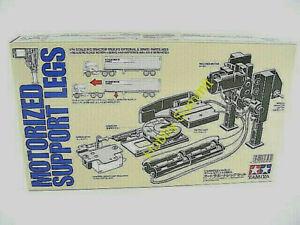 56505 Tamiya 1/14  MOTORIZED Trailer SUPPORT LEG Tractor Truck Scania MAN Actros