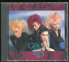 Gilles De Rais - Damned Pictures JAPAN CD Limited Edition MD-001 visual kei