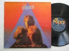 THE POLICE - Zenyatta Mondatta - Rare S.Africa LP + Inner sleeve