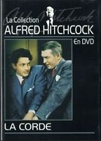DVD LA CORDE LA COLLECTION ALFRED HITCHCOCK