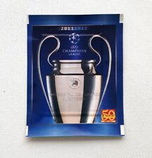 Panini Pegatinas De Fútbol-Liga de Campeones 2011/2012-Sellado De Paquete/paquete