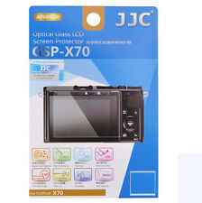 JJC GSP-X70 Optical Glass LCD Screen Protector for Fujifilm X70
