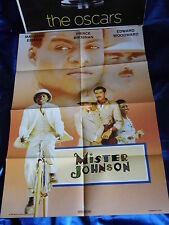 MISTER JOHNSON -Pierce Brosnan-Filmposter A1(59x84 Plakat Poster Kinoplakat 1C1
