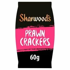 Sharwoods Ready to Eat Prawn Crackers 60g
