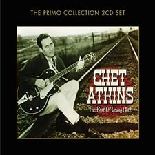 CHET ATKINS - THE BEST OF YOUNG CHET 2 CD NEUF