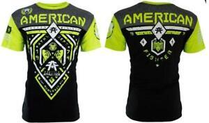 AMERICAN FIGHTER Men's T-Shirt S/S FAIRBANKS Tee Athletic MMA ---