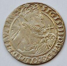 1/4 Thaler, ORT 1623, Poland, king Sigismund III, Ort Koronny