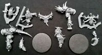 40K 2 Greater Possessed both Chaos Space Marines Shadowspear Daemonkin Warhammer