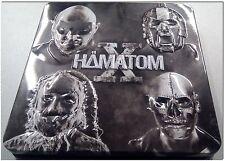 HÄMATOM X 2CD 2014 (Doppel CD in geprägter Metall Box)
