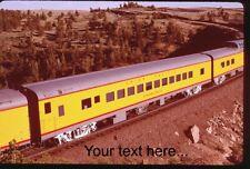 cf4100 Orig. Slide Union Pacific Car