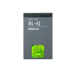 NEW ORIGINAL NOKIA BL-4J BATTERY FOR LUMIA 620 5800 5230 C6 C6-0 / 1300mAh