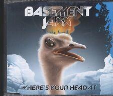 Basement Jaxx - Where's Your Head at CD (Single)