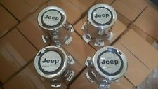 Nos Jeep Grand Wagoneer  Wheel rim Center Caps   '80 - '91