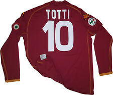 99e839c911bb2 Maglia Roma Totti  player issue  Kappa 2008 2009 Wind Serie A XXL Home  Jersey