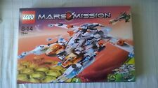 LEGO Mars Mission 7644 MX-81 Hypersonic Aircraft Brand New Sealed Unopened RARE!