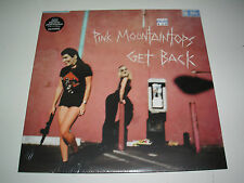 Pink Mountaintops Get Back LP sealed New with digital download card