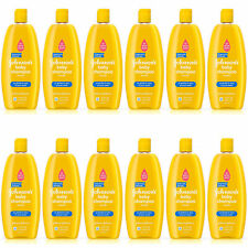 Pack of (12) New Johnson and Johnson Baby Shampoo, 15 Ounce