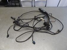 R129 SL600 600SL ENGINE BAY ELECTRICAL HARNESS 1295407110