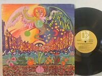 Incredible String Band 5000 Spirits VG TAN ELEKTRA 1ST PRESS folk psych sitar