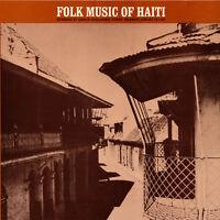 Various Artists - Haiti 1: Folk Music / Various [New CD]